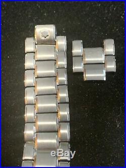 Montblanc sport XL GMT Steel Collection Ref 7061