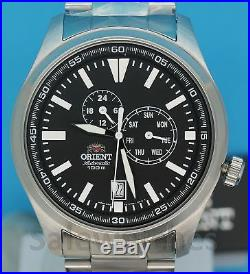 NWT ORIENT DEFENDER ET0N001B Sporty Automatic Multi-hands Collection FET0N001B