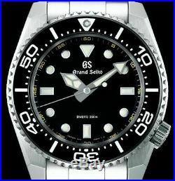 New! Seiko GRAND SEIKO SBGX335 Sports Collection Divers 9F Quartz Men's Watch