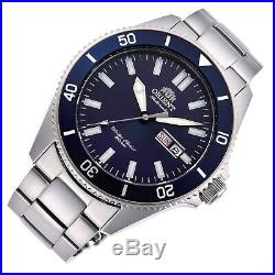 ORIENT MAKO Divers Ray 3 Blue Collection RA-AA0009L Automatic Mens Watch