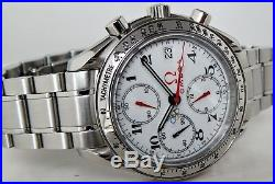 Omega Mens Speedmaster Olympic Collection 7.5 White Dial 3516.20.00