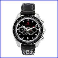 Omega Olympic Collection Broad Arrow Auto Steel Mens Watch 321.33.44.52.01.001