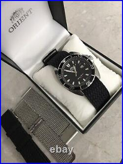 Orient SubMariner un9p-c2-a Dive Watch Collectible Rare Great Condition