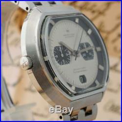 Original Hamilton Chrono-matic Fontainebleu 11001-3 Cal 11 Automatic Date 1969