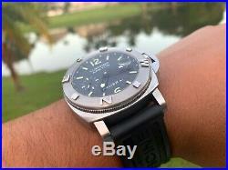 Panerai Luminor Arktos Collection Limited Edition Steel Watch PAM 92 PAM0092