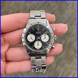 Pre-Owned Rare Collectible Paul Newman Rolex Daytona Steel Black Dial 6262 1970
