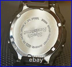 RARE Japan S case Vintage Casio G-SHOCK DW-5600C-1 (691) Speed