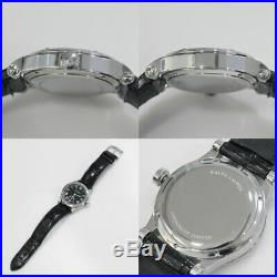 Ralph Lauren Sporting Collection Classic RLR0250700 SS Automatic volume Watch