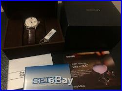 Rare NEW Seiko Presage Cocktail Sakura Auto Limited Edition Watch SRPC03J1 #3500