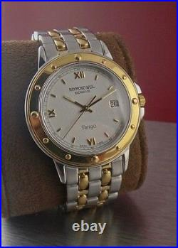 Raymond Weil 5560 Tango Collection Men's Watch 36mm