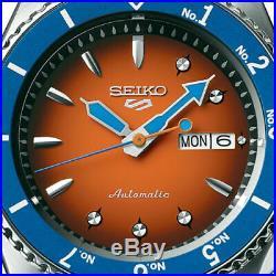 SEIKO 5 SPORTS JoJo's Bizarre Adventure LTD Watch Guido Mister SBSA031 Pre Sale