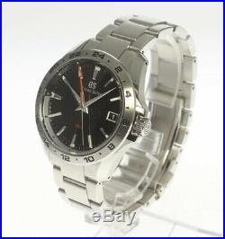SEIKO Grand Seiko 9F86-0AB0 SBGN003 Sports collection black Dial Quartz 500594