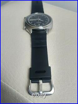 Seiko 6139-6020 Doctor Chronograph Automatic Vintage Collectable Japan Made