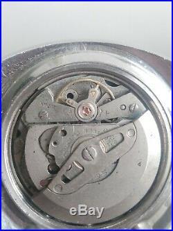 Seiko Pepsi Pogue 6139-6012 Automatic Chronograph 100% Japan Vintage Collectible