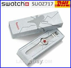 Swatch HOHOOUCH 2020 Christmas Limited collection SUOZ717- Free DHL Shipping