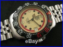 TAG HEUER Formula 1 371.513 Quartz Date Mid-size Rare and Nice Collection
