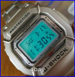 Very Rare Casio G-Shock DW-5000 Screwback Case Collection Model @