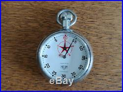 Vintage Heuer Yacht Timer Stopwatch 1960s