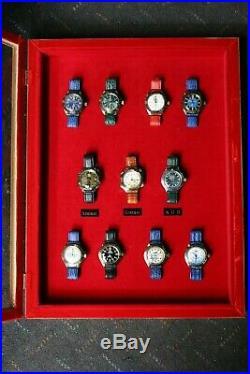 Vintage Russian Military Men's Watch Vostok Komandirskie Army Soviet Collection